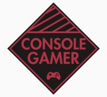 Console Gamer (Red-Pink) by xtrolix