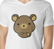 I'm A Teddy And I Know It Mens V-Neck T-Shirt
