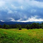Storm over the Mountains by Shane Jones