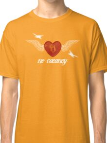 No Vacancy - Dark Classic T-Shirt