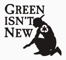 Green Isn't New by Nicole  Simpson
