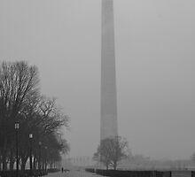 Washington Monument by Chuck Zacharias
