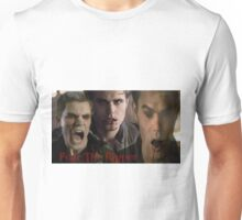 Stefan Salvatore / Ripper Unisex T-Shirt