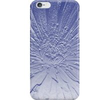 Flower In Blue iPhone Case/Skin