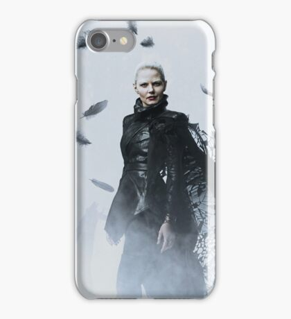 Emma Swan/Dark Swan iPhone Case/Skin