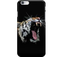 Angry Tiger iPhone Case/Skin