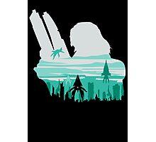 Reaper invasion of Earth (Femshep) Photographic Print