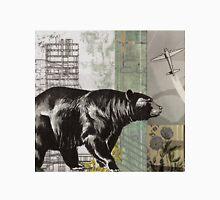 the bear walks through the world Unisex T-Shirt