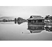 Lonely Hut Photographic Print