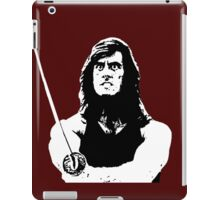 The Samurai Cop iPad Case/Skin