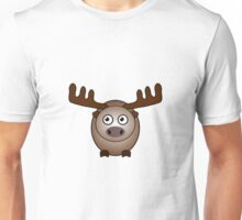 Little Cute Moose Unisex T-Shirt
