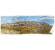 Ben Lomond Ski Village Poster