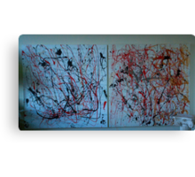 New Works Canvas Print