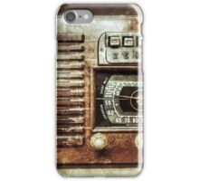 The Sound of Zenith  iPhone Case/Skin