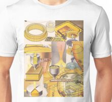 Yellow is my favorite color  Unisex T-Shirt