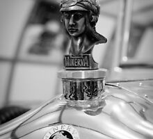 Minerva - Vintage car museum  by NicoleBPhotos