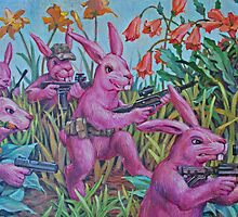 Bunny Recon by HDPotwin