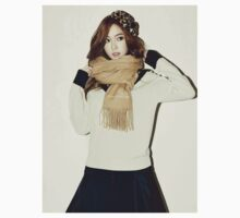 GIRLS' GENERATION - Jessica Jung - Blanc & Eclare - Full Color Baby Tee