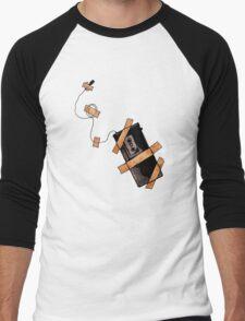 Snitch Men's Baseball ¾ T-Shirt