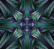 Elliptic Star by Jaclyn Hughes