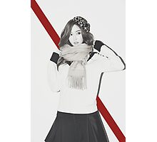 GIRLS' GENERATION - Jessica Jung - Blanc & Eclare - Color Alteration Photographic Print