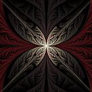 X Marks the Split by Jaclyn Hughes