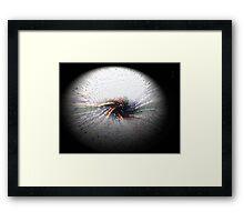 Eye of Newt Framed Print