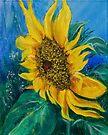 Sunflower Blues by Michael Beckett