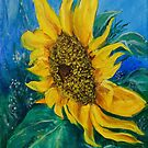 Sunflower Blues by Michael Beckett