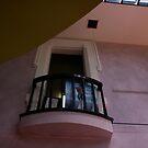 balcony babe  by geof