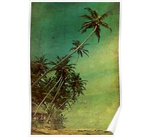 Tropical Vestige Poster