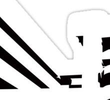 Tricorn Concept Art Sticker