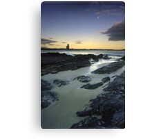 Palm Beach, Gold Coast Canvas Print