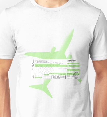 FSM :: Skim The World Promo Tee Unisex T-Shirt