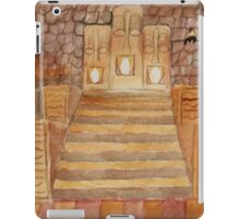 Ocarina of Time: Fire Temple iPad Case/Skin
