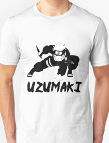 Naruto Uzumaki - Vector Trace T-Shirt