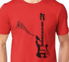 guitarist, bassist, bass guitar, Unisex T-Shirt