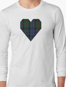 00381 Baird Clan/Family Tartan  Long Sleeve T-Shirt