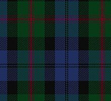 00381 Baird Clan/Family Tartan  by Detnecs2013