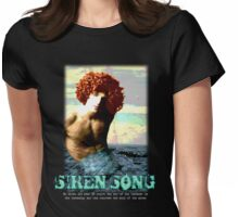 DANNY - Siren Song Womens Fitted T-Shirt