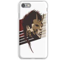 Devil punk iPhone Case/Skin