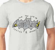 RuffBat Coffee & Booze Unisex T-Shirt