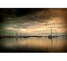 Eastern Beach - Geelong Victoria Photographic Print