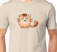 Little Cute Kitty Unisex T-Shirt