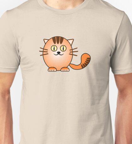 Little Cute Kitty Unisex T-Shirt