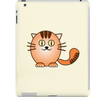 Little Cute Kitty iPad Case/Skin