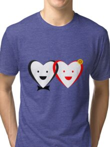 Make to each other. Tri-blend T-Shirt
