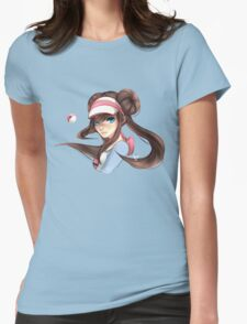 Rosa Womens Fitted T-Shirt