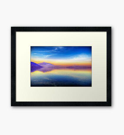 Sunrise for Stephanie Framed Print