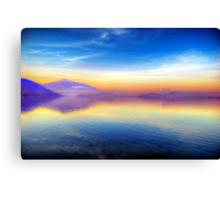 Sunrise for Stephanie Canvas Print